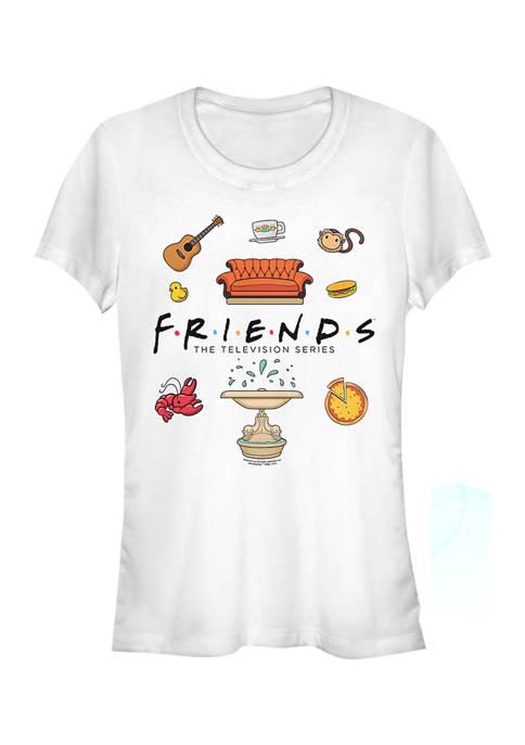 Friends Juniors Chibi Jumble T-Shirt