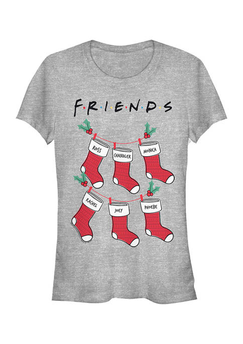Friends Juniors All The Stockings Top
