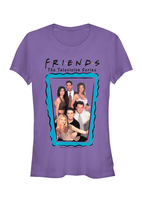 Friends Juniors Picture Perfect Graphic T-Shirt