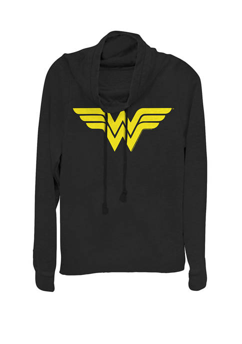 DC COMICS™ Wonder Woman Simple Classic Logo Cowl