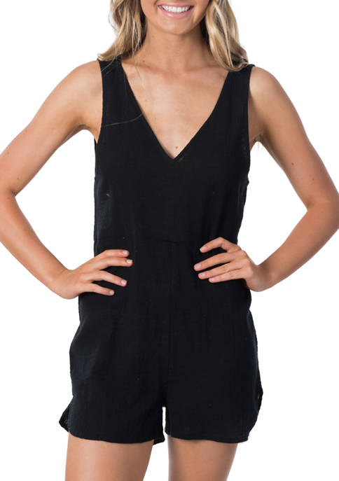 Womens Holly Romper