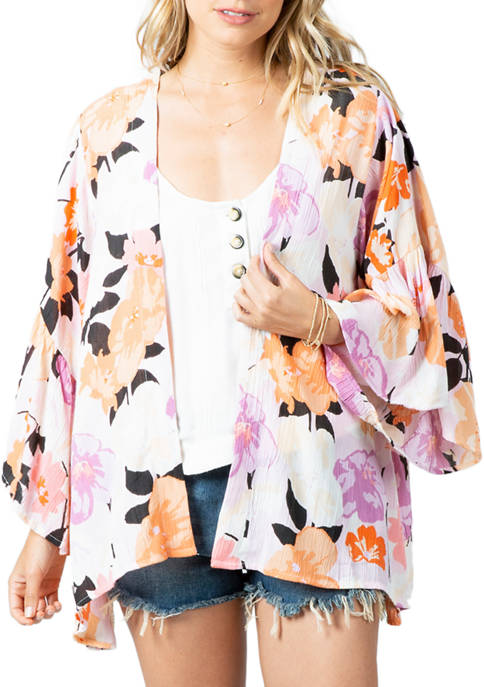 Womens Lakeshore Kimono