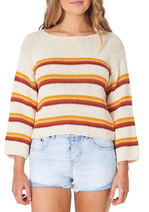 Golden Days Sweater