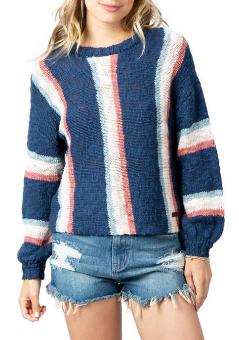 Womens Keep On Surfin Sweater