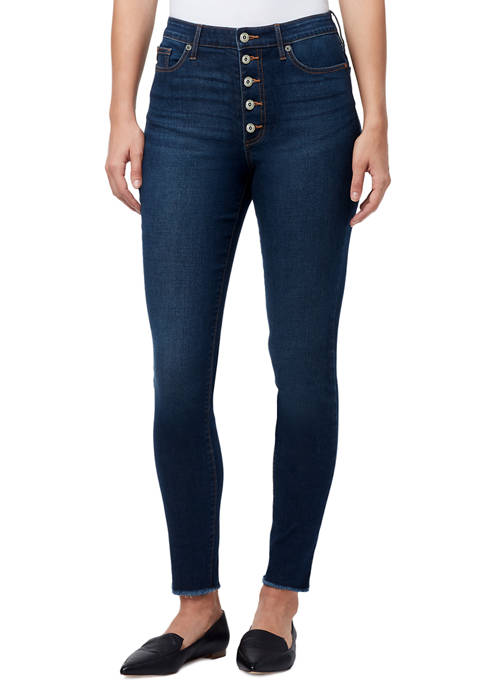 Chaps High Rise Skinny Jeans in Average Length