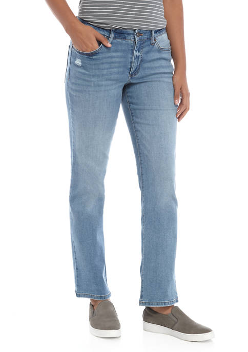 Chaps Mid Rise Straight Jeans in Average Length