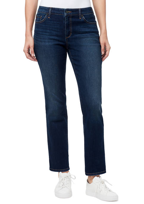 Chaps Mid Rise Straight Jeans