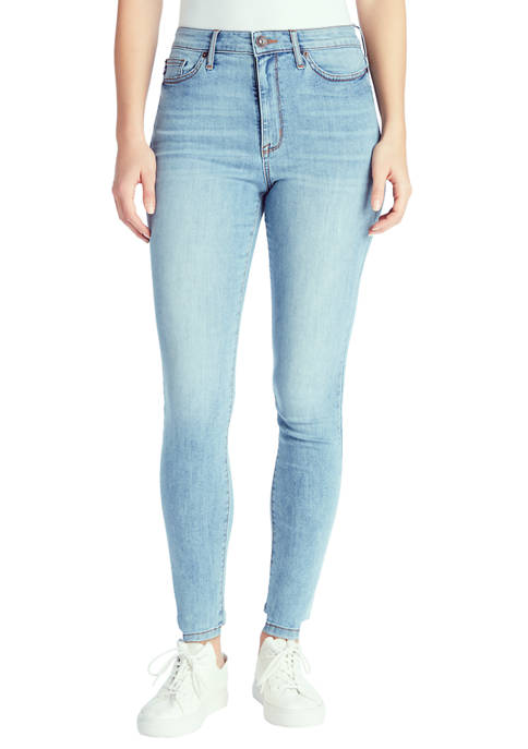 Chaps High Rise Skinny Jeans