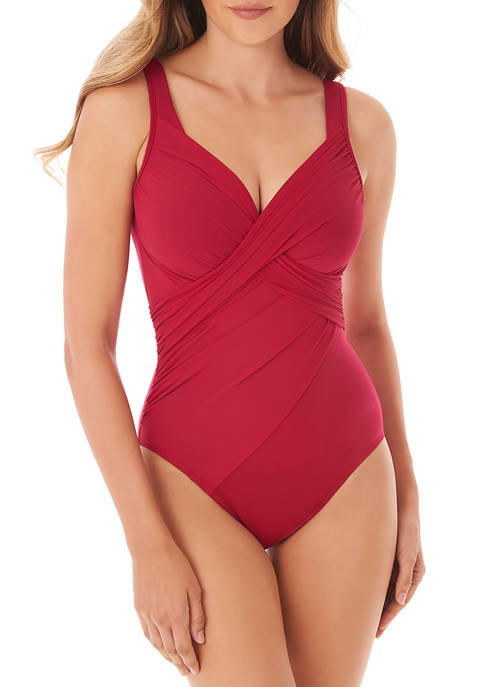 Miraclesuit® Rock Solid Revele One Piece Swimsuit