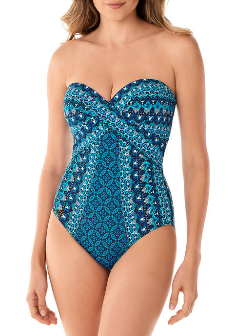 Miraclesuit® Mosaica Seville One-Piece Swimsuit