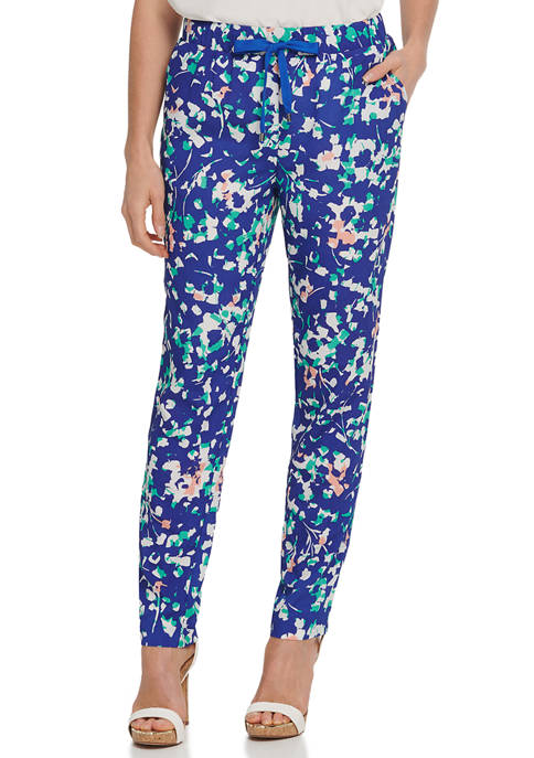 DKNY Womens Pull On Pants