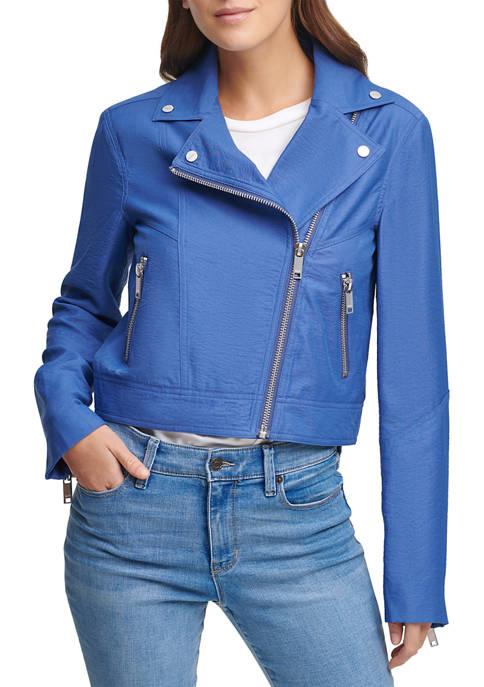 DKNY Moto Jacket