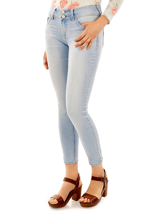 Luscious Curvy Skinny Denim Jeans