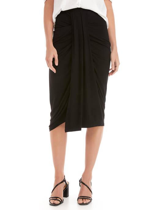 Donna Karan Womens Pencil Skirt