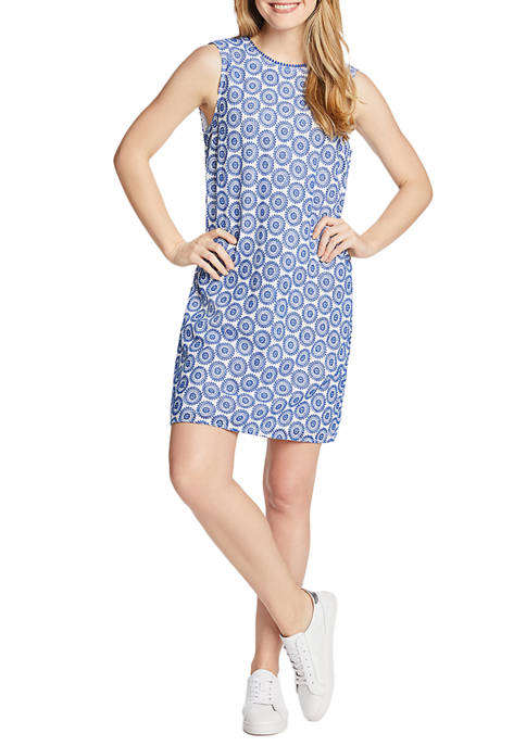 Womens Collection Eyelet Shift Dress