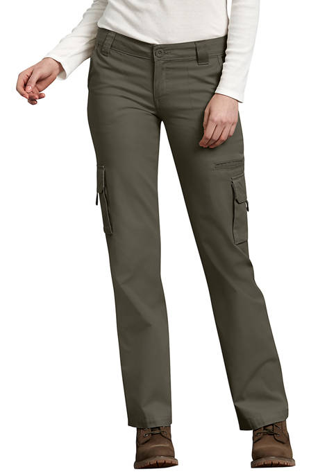 Dickies® Womens Relaxed Cargo Pant