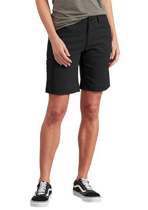 Dickies® Womens Performance Bi-Stretch Shorts
