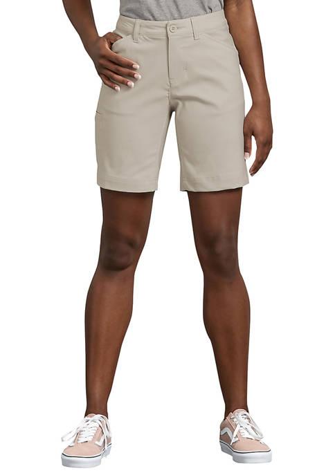 Womens Performance Bi-Stretch Shorts