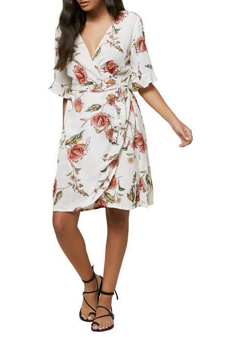 O'NEILL Womens Molly Floral Dress