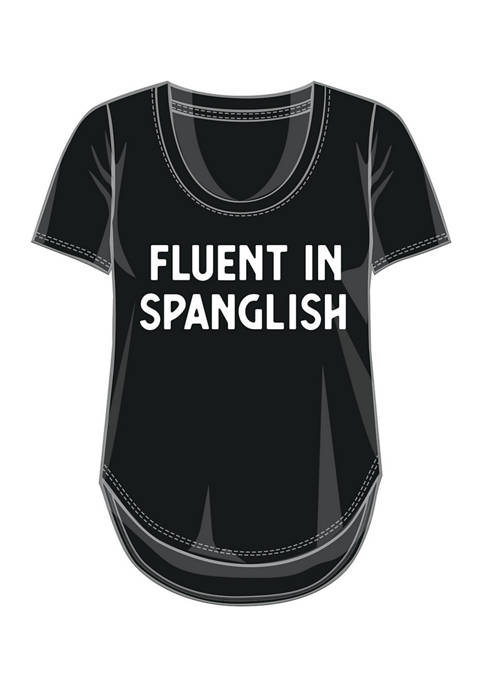 Fifth Sun™ Plus Size Short Sleeve Fluent in