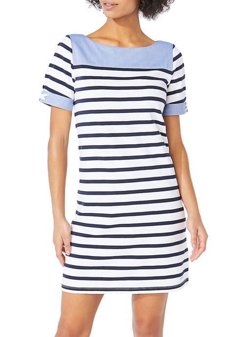 Nautica Stripe Dress