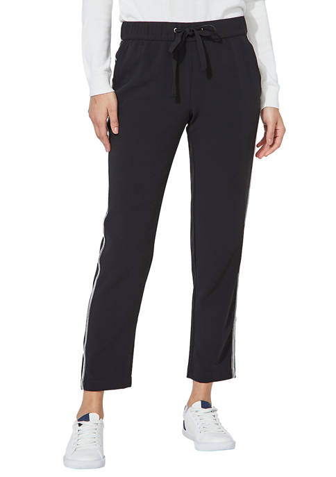 Womens Classic Fit Side Trim Pants