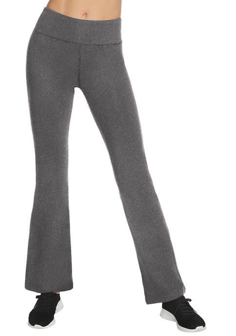 Skechers GoWalk GoFlex High-Waisted Flare Pants