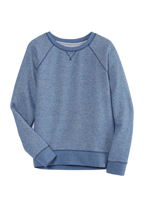 Ocean + Coast Womens Solid Pullover