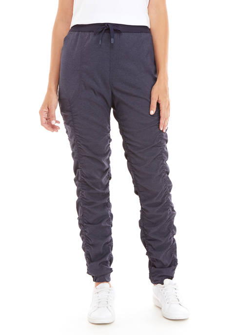 Womens Stretch Woven Pants