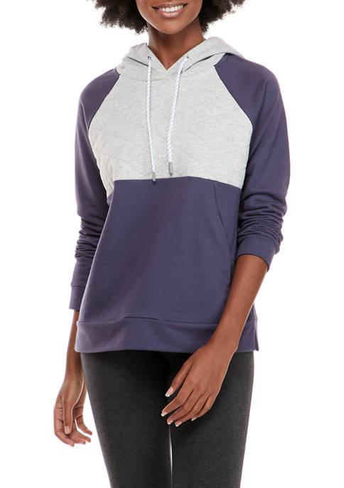 Ocean & Coast® Long Sleeve Built Up Hoodie