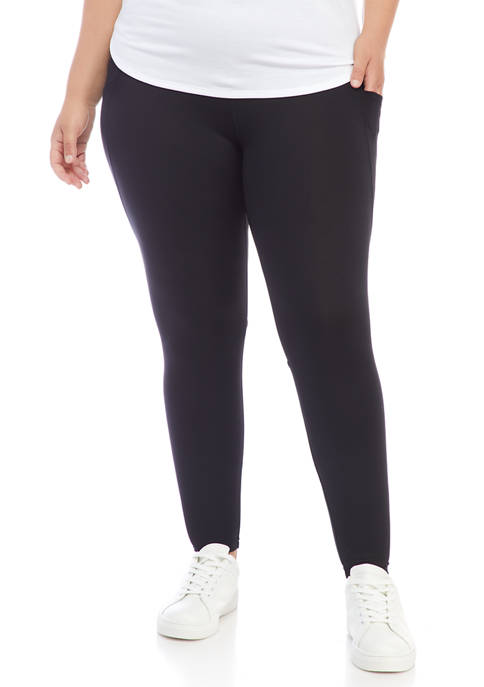Cabana by Crown & Ivy™ Plus Size Solid