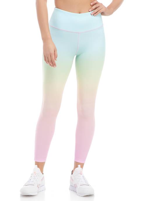 Crown & Ivy™ Womens Tie Dye Leggings