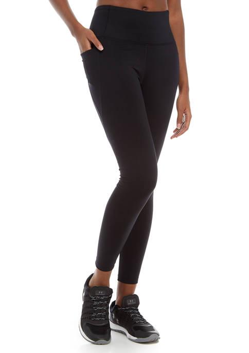 Crown & Ivy™ Womens Solid Leggings