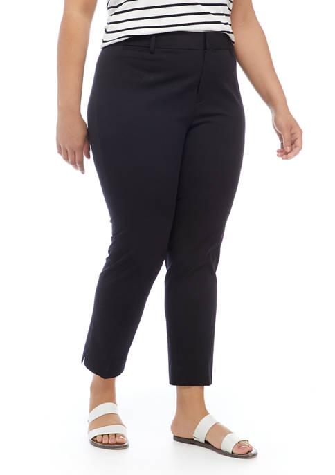 Crown & Ivy™ Plus Size Cary Bi Stretch
