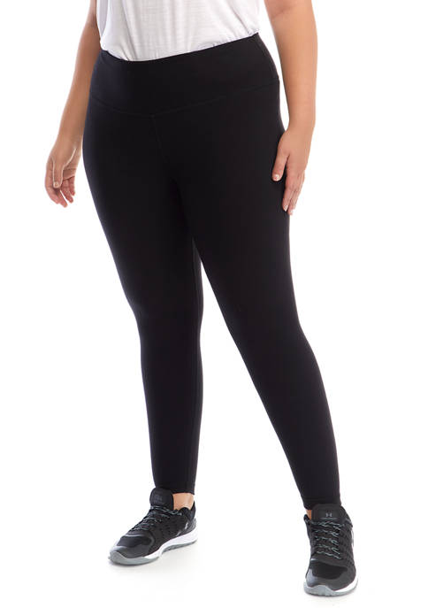 Plus Size 7/8 Leggings