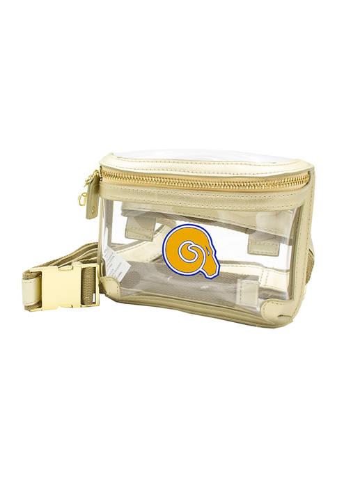 Capri Designs NCAA Albany State Golden Rams Belt