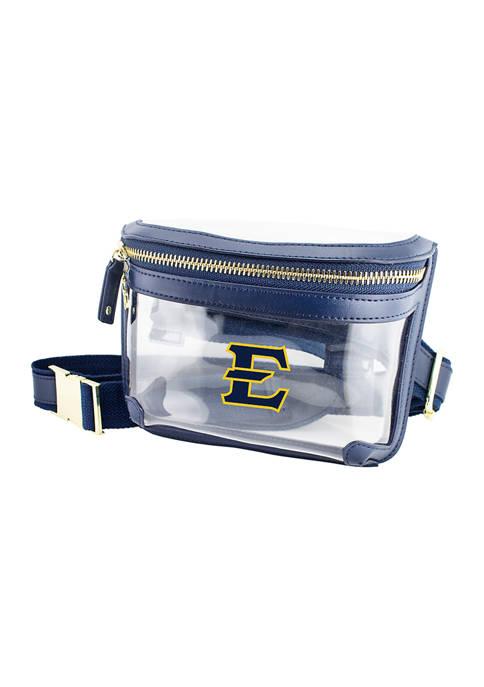 Capri Designs NCAA East Tennessee State Buccaneers Belt