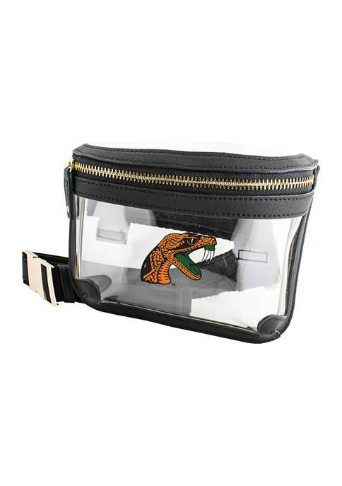 Capri Designs NCAA Florida A&M Rattlers Belt Bag