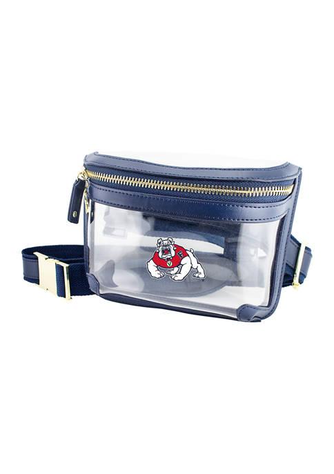 Capri Designs NCAA Fresno State Bulldogs Belt Bag