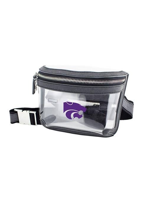 NCAA Kansas State University Belt Bag