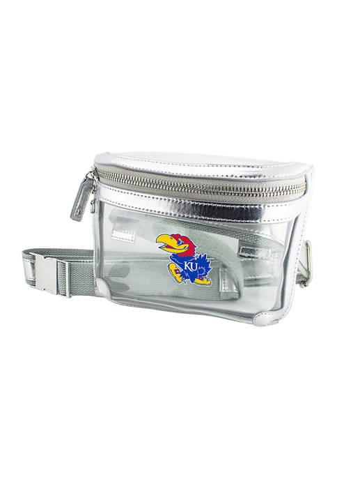 Capri Designs NCAA Kansas Jayhawks Belt Bag