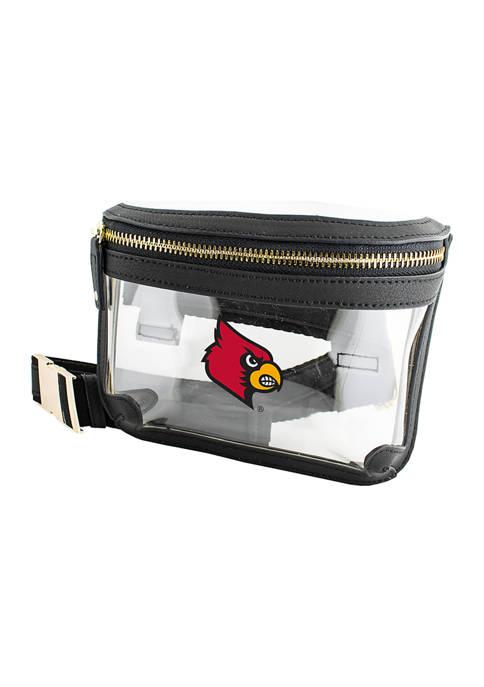 NCAA University of Louisville Belt Bag