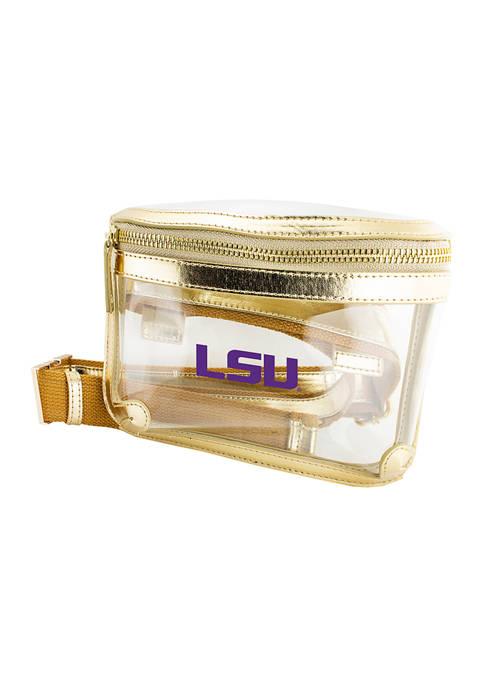 Capri Designs NCAA Louisiana State University (LSU) Belt