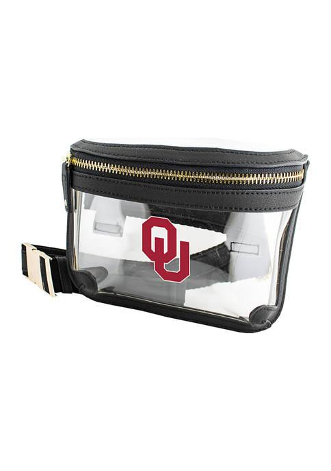 Capri Designs NCAA University of Oklahoma Sooners Belt