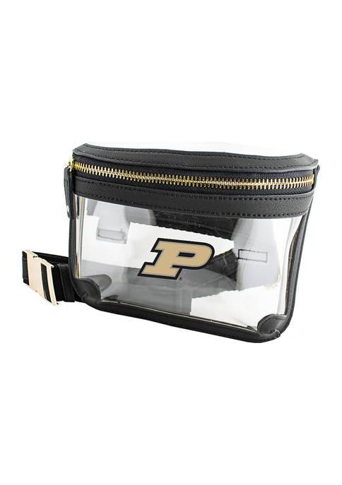Capri Designs NCAA Purdue Boilermakers Belt Bag