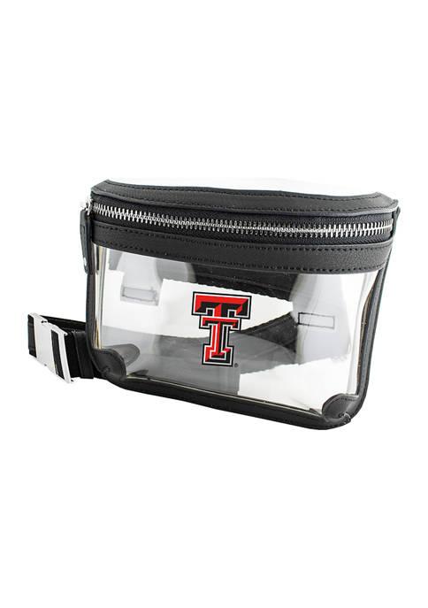 Capri Designs NCAA Texas Tech Red Raiders Belt