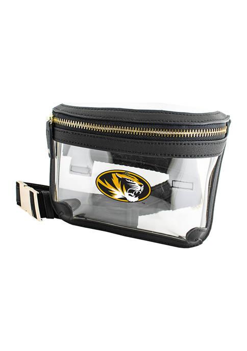 NCAA University of Missouri Belt Bag