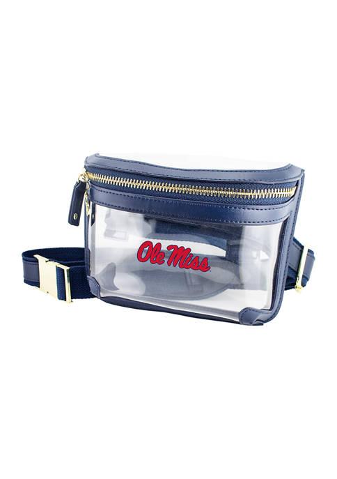 Capri Designs NCAA Ole Miss Rebels Belt Bag