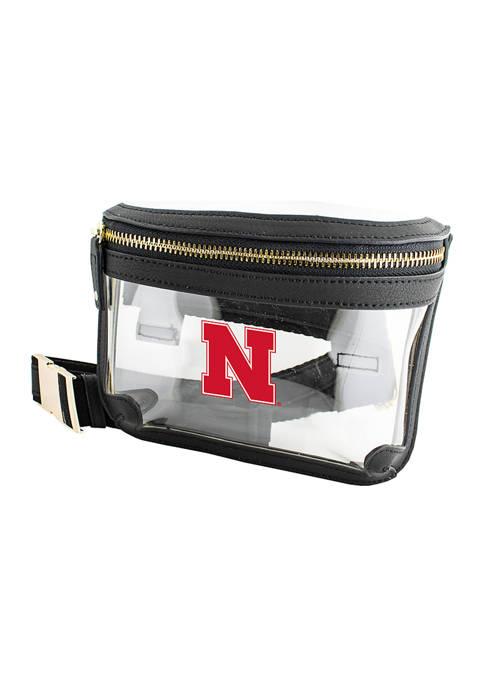 NCAA Nebraska Cornhuskers Belt Bag