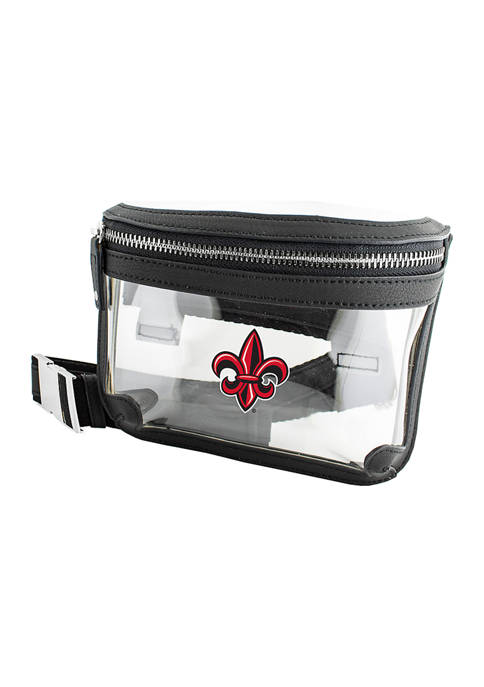 NCAA Louisiana Ragin Cajuns Belt Bag